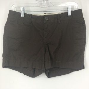 Old Navy Brown Mid Rise 5 Pocket Shorts
